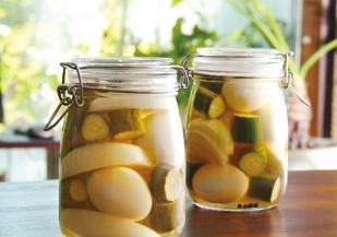 レシピ きゅうり の ピクルス プロが教える自家製ピクルスの作り方!!たどり着いた究極レシピを紹介 料理画家クチーナカメヤマ